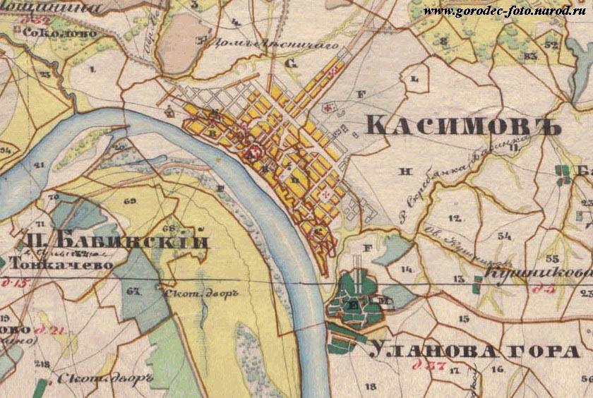 знакомства в касимове рязанской области